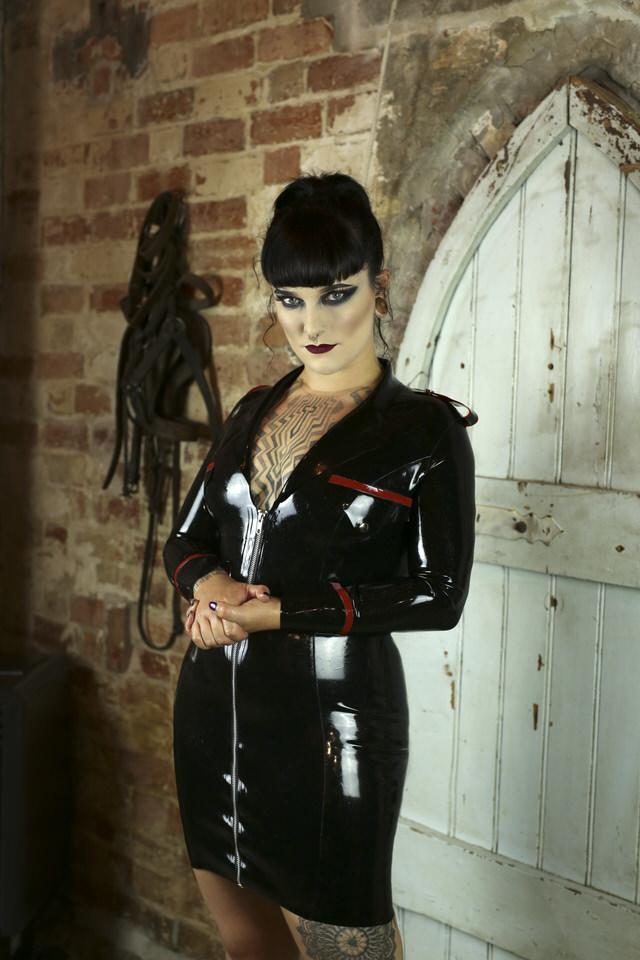 Miss Tallula, Sydney Dominatrix, Sydney Mistress, Latex Mistress, Latex Fetishist