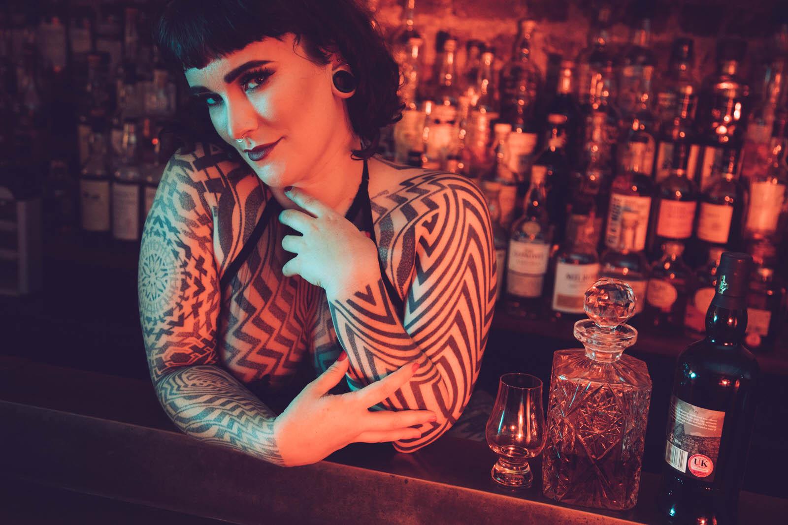 miss tallula peated scotch whisky mesh bra fetish clothing see through clothes sydney whisky whiskey date whiskey bar.jpg