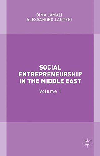 Developed a chapter dedicated to  The Rise of Social Entrepreneurship in the Middle East: A Pathway for Inclusive Growth or an Alluring Mirage?     featured in the latest  Social Entrepreneurship in the Middle East Volumes 1 & 2  book published by    Palgrave Macmillan    UK ,  2015