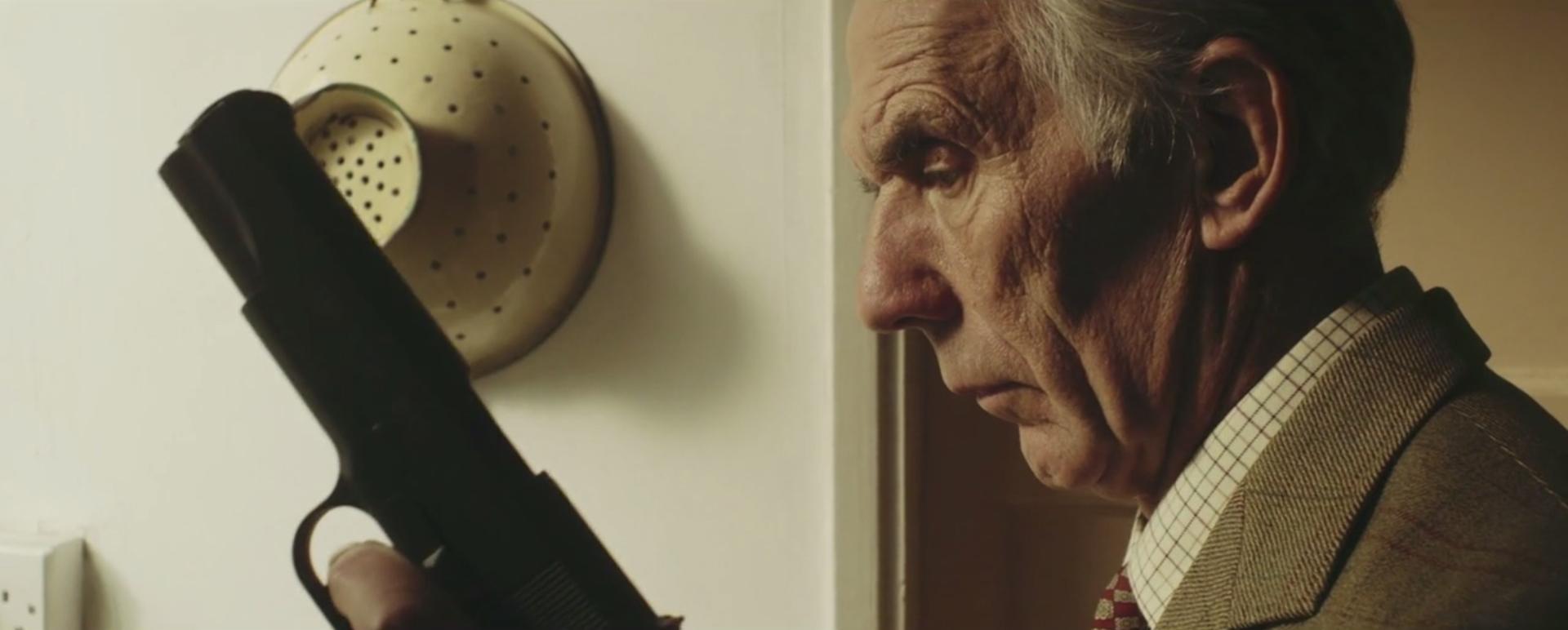 SATAN HAS A BUSHY TAIL  Short Film - Satan Has A Bushy Tail is a wickedly fun, charming buddy comedy about grandparents, bereavement & a demonic squirrel. Starring Richard Durden & Tom Bennett.
