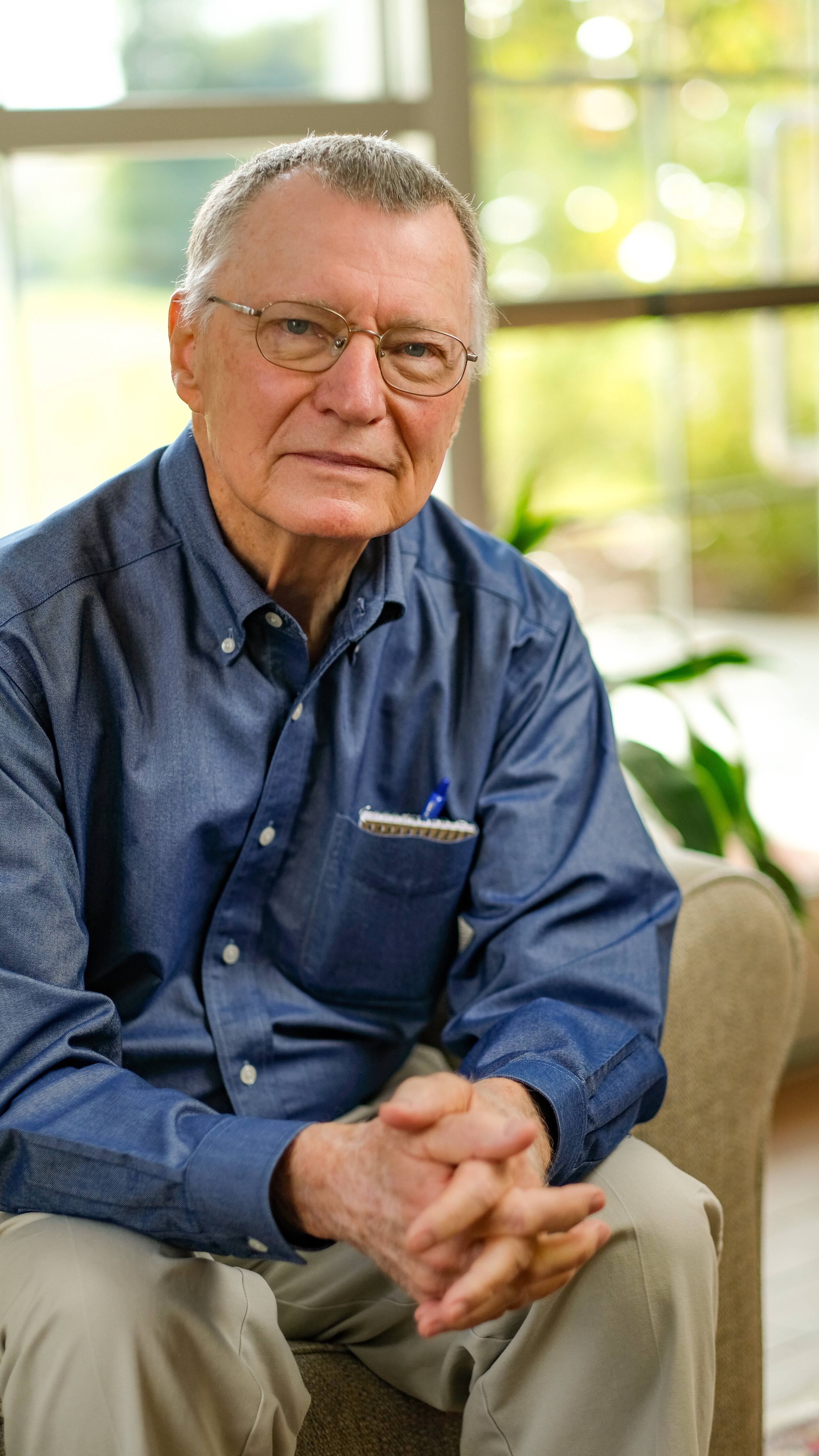 Woody Markert, assistant pastor