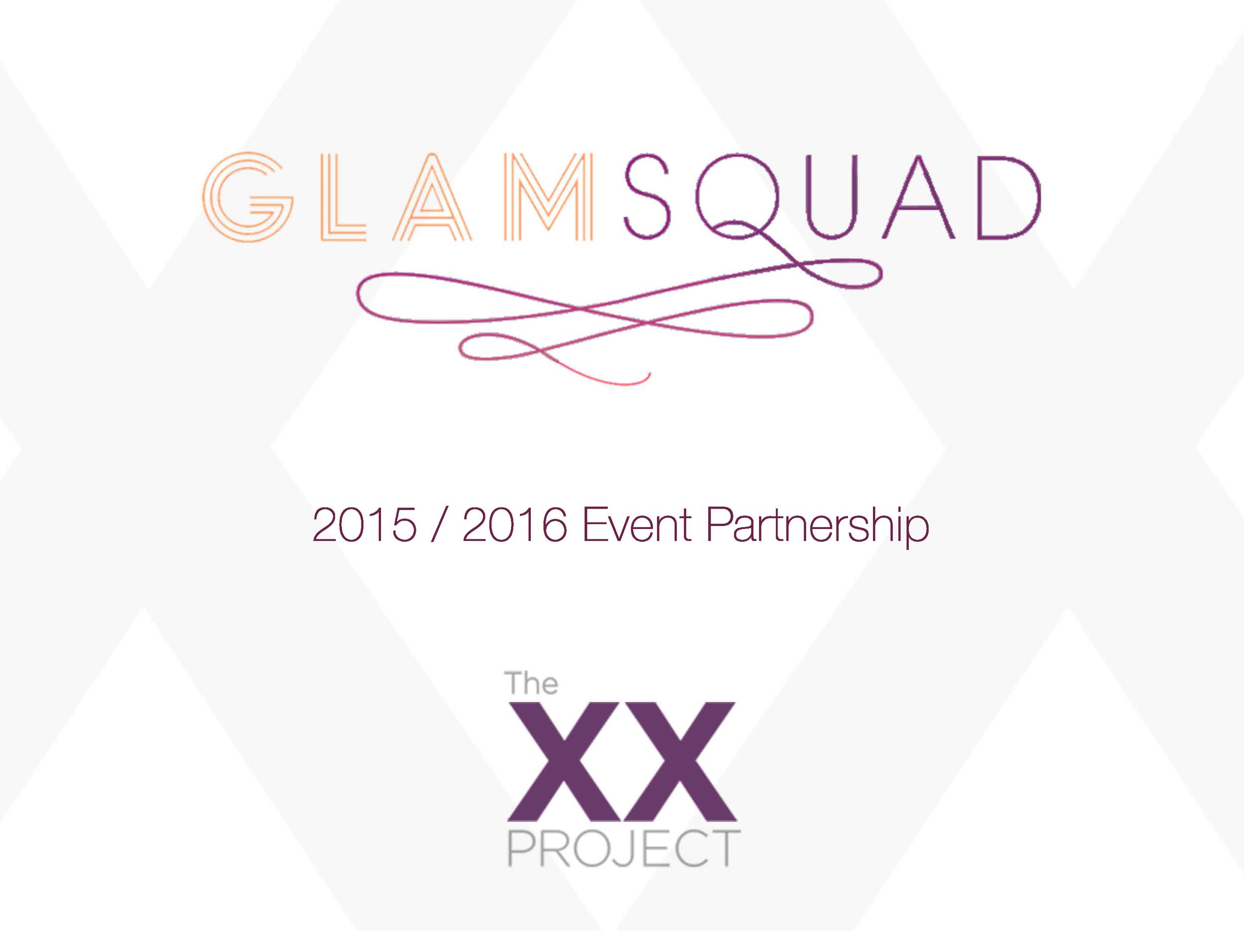 Glamsquad Partnership