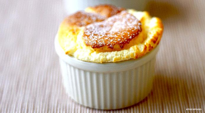 Egg White Souffle