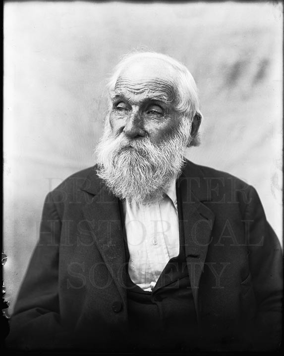 57. 1970.10.T146 Warren Lincoln c.1890 – photographer Cornelius Chenery