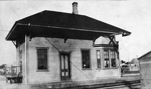 20. 1970.10.78 – Brewster Railroad Station