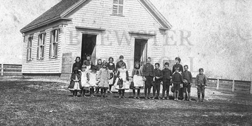 22. 1970.10.281 – Schoolhouse District #5