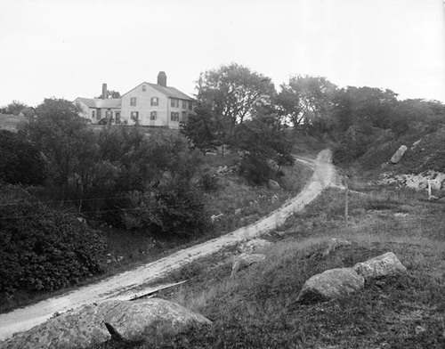 42. 1970.10.6 – Old Stage Road and Nathaniel Winslow House