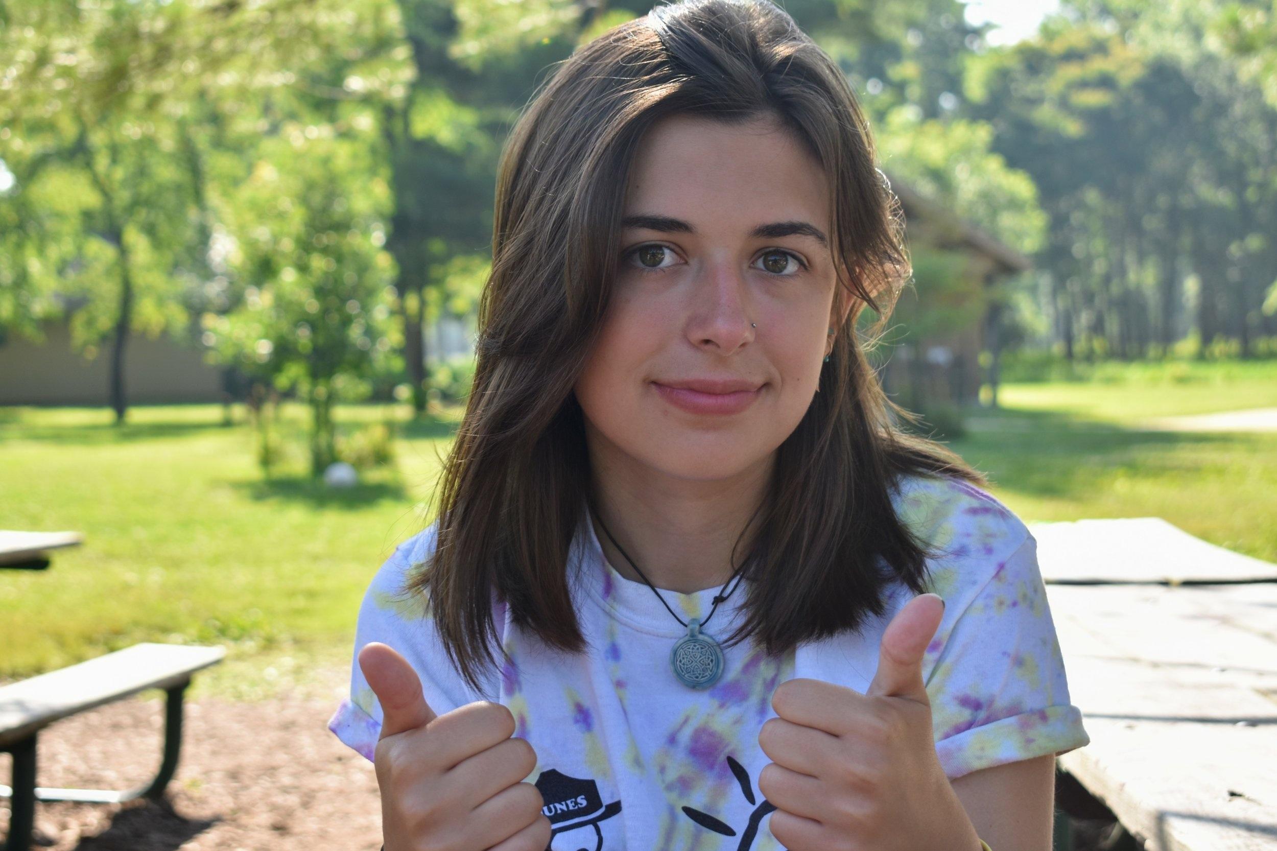 Isabelle Staph - Cabin Leader