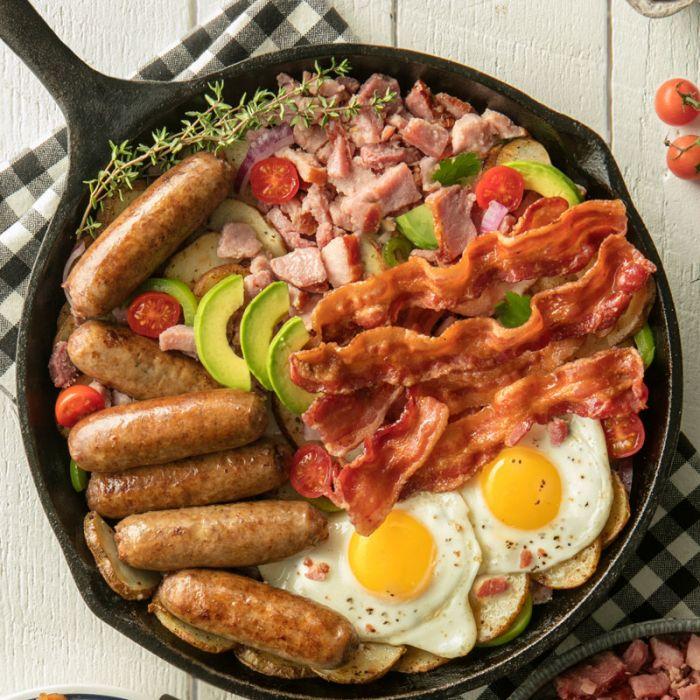 CHellberg Farm Breakfast Basket