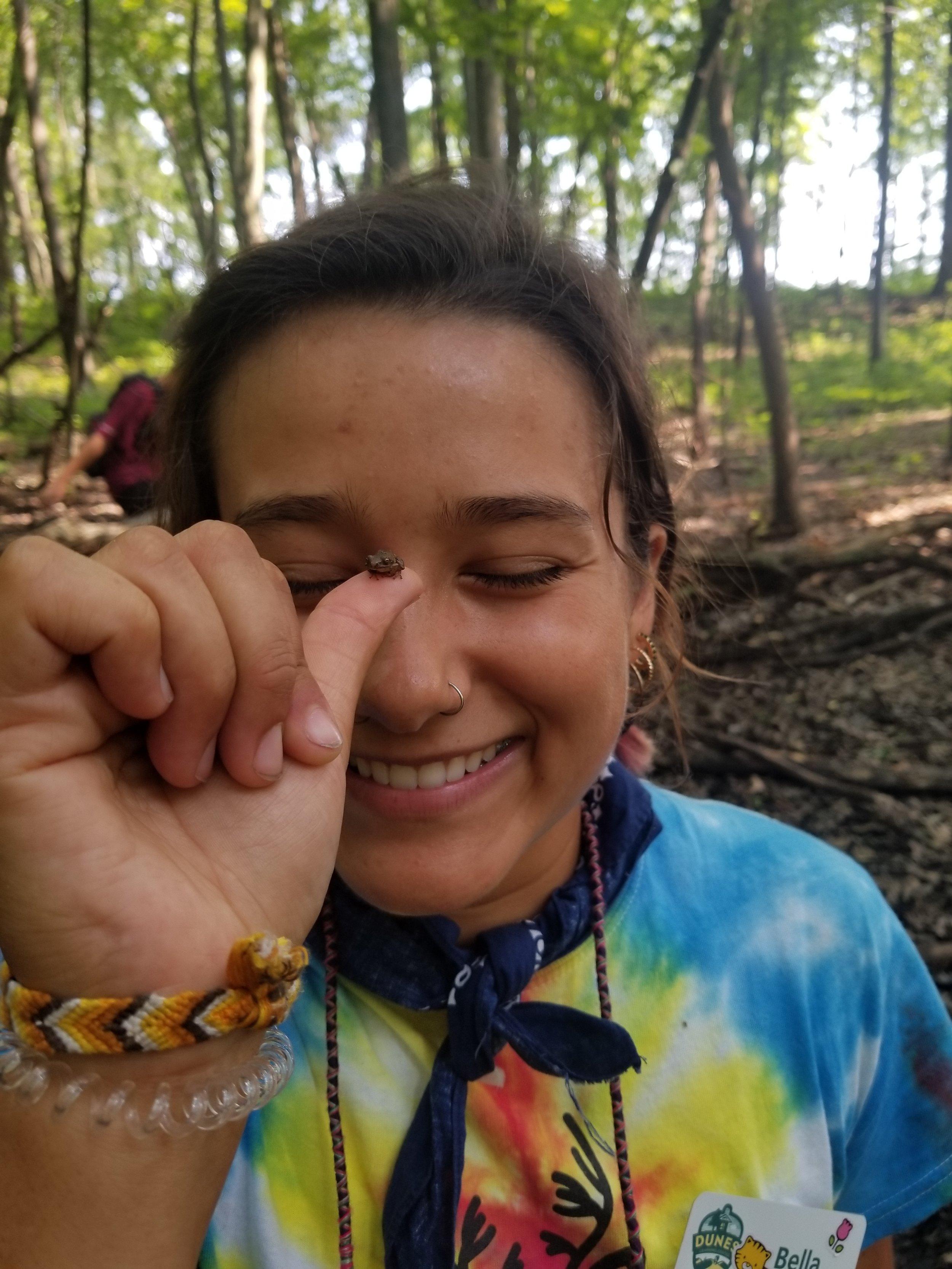 Bella Santana - Naturalist