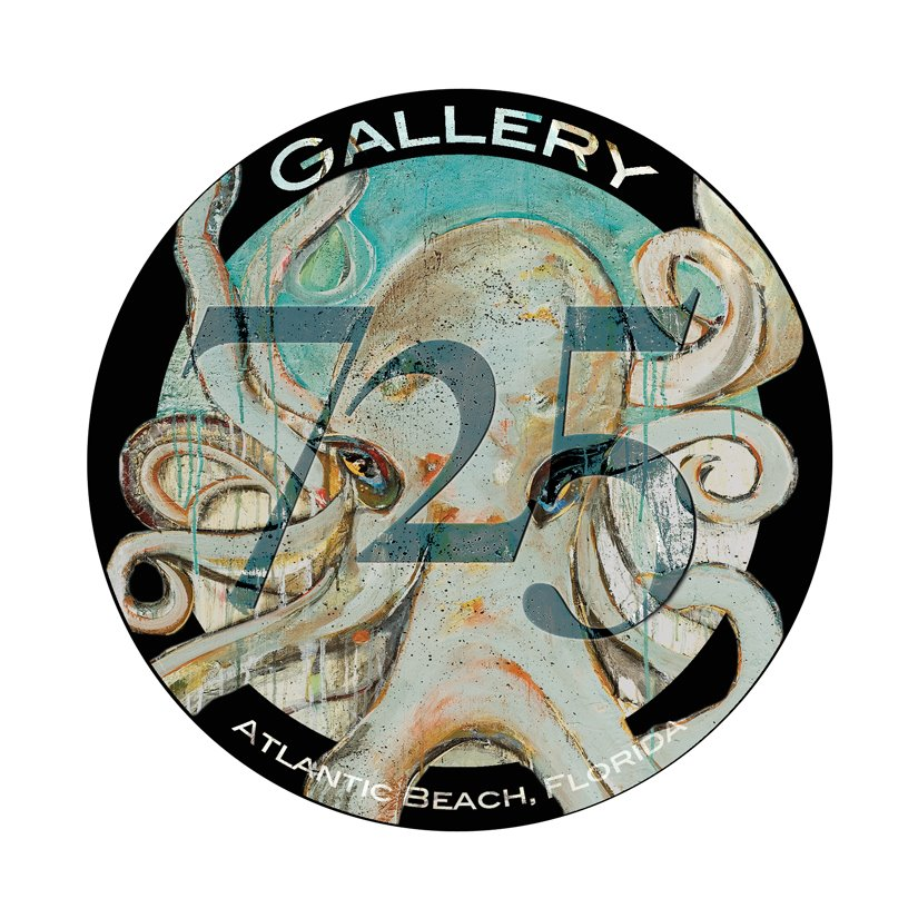 Gallery 725 -725-5 Atlantic Blvd Atlantic Beach, FL 32233 - Matthew Winghart & Shayna Raymond.
