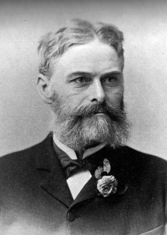 E. D. Cope, contemplating catastrophes, circa 1889