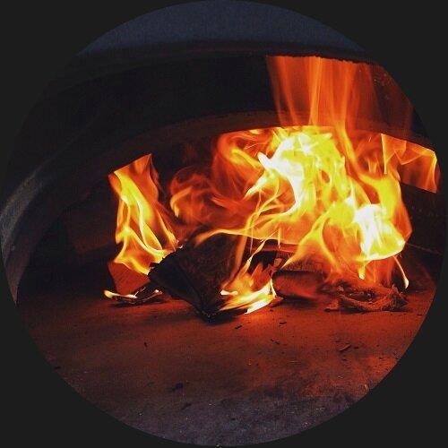 Wood Chop Pizza