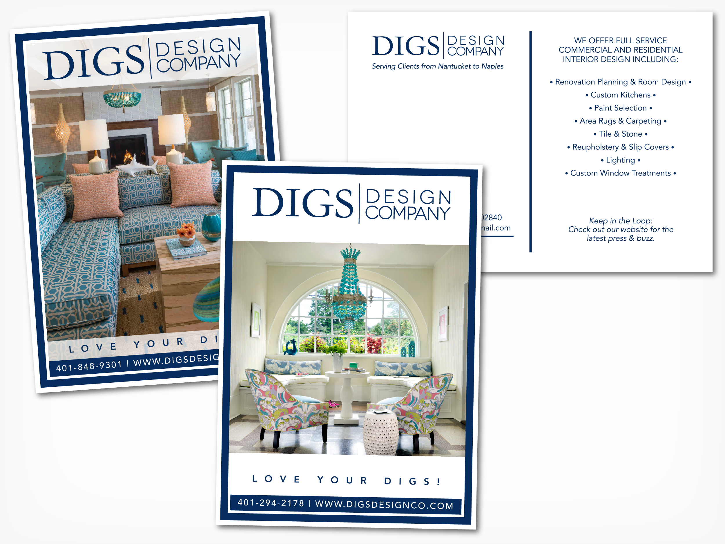 DIGS DESIGN COMPANY