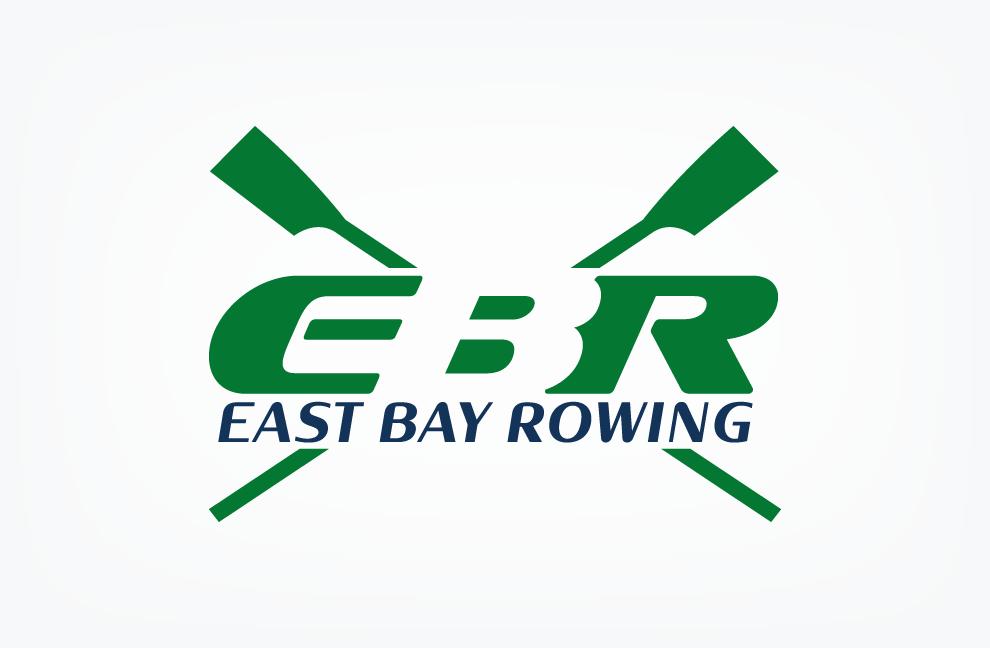 East Bay Rowing logo