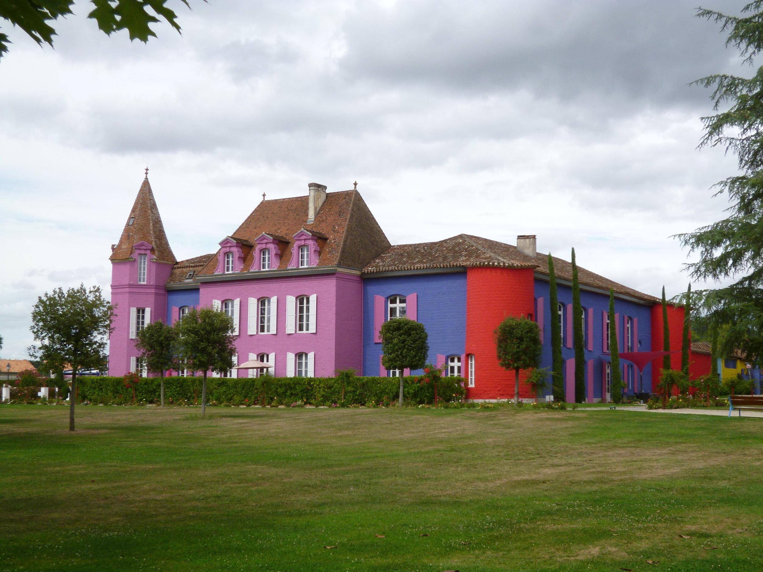 Chateau Le Stelsia.