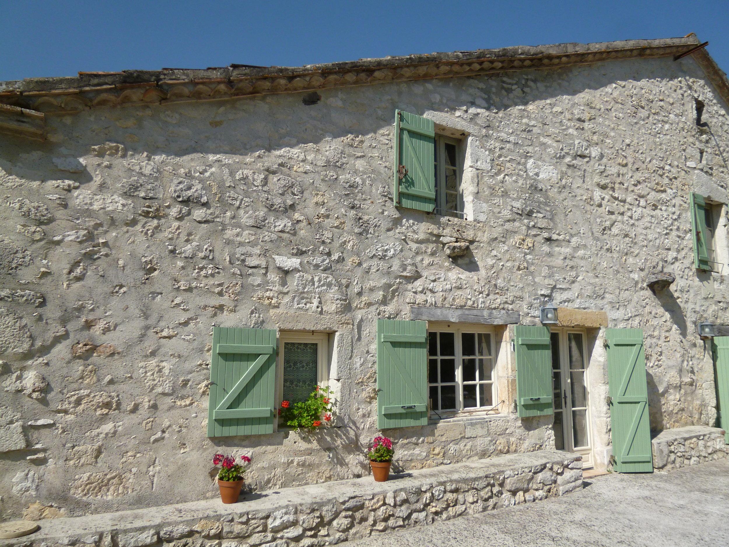 The French Farmhouse.