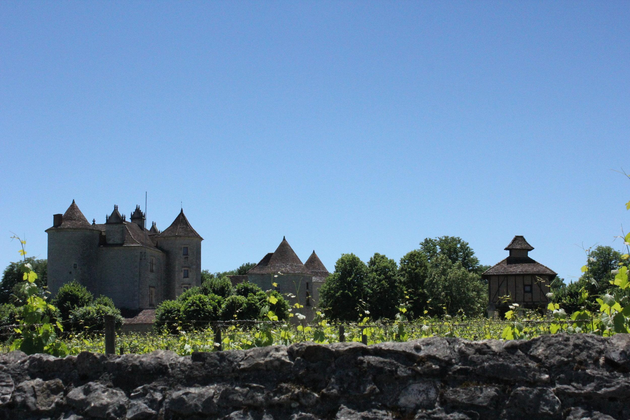 Chateau Lagrezette