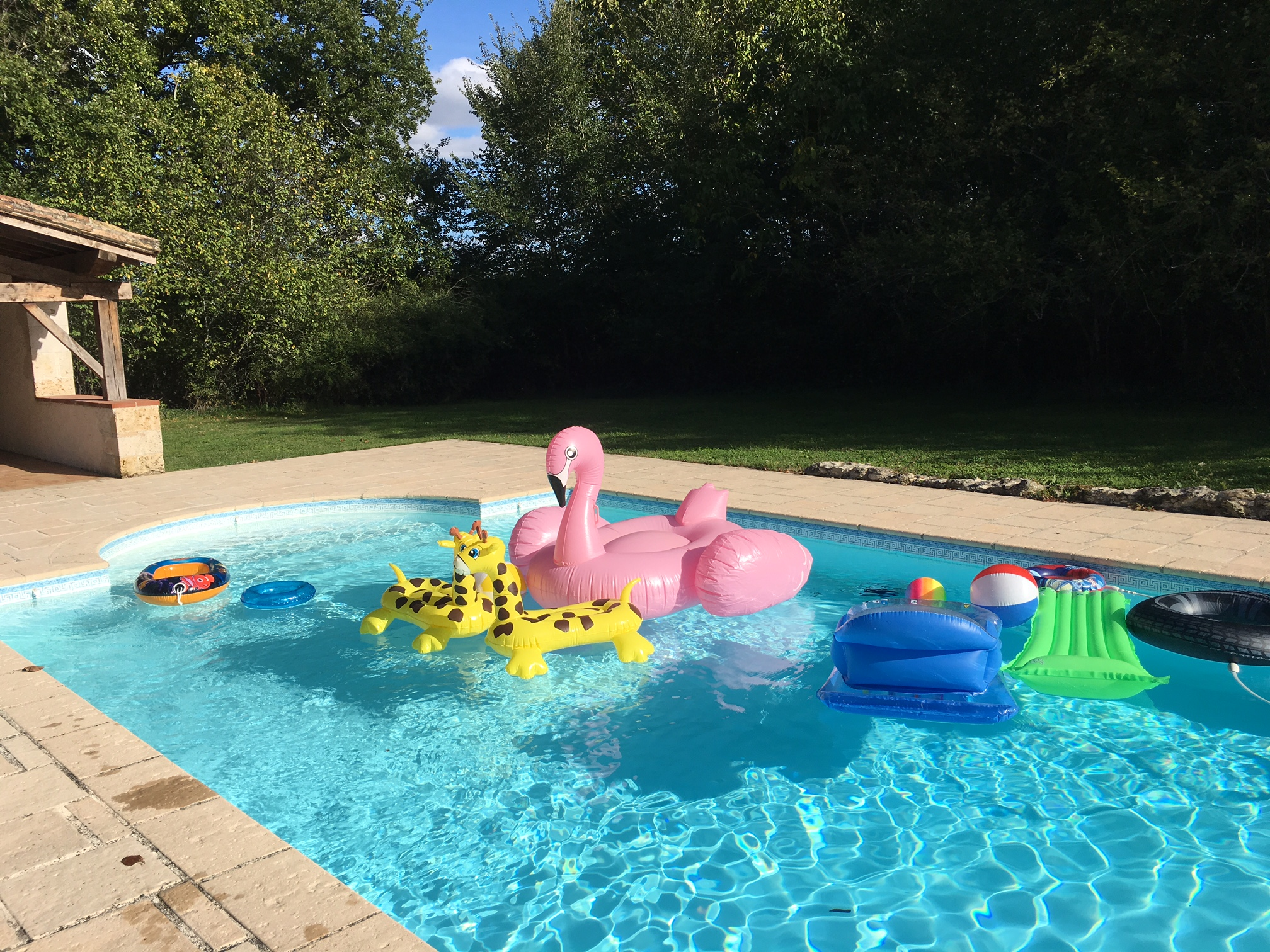 The Inflatables.