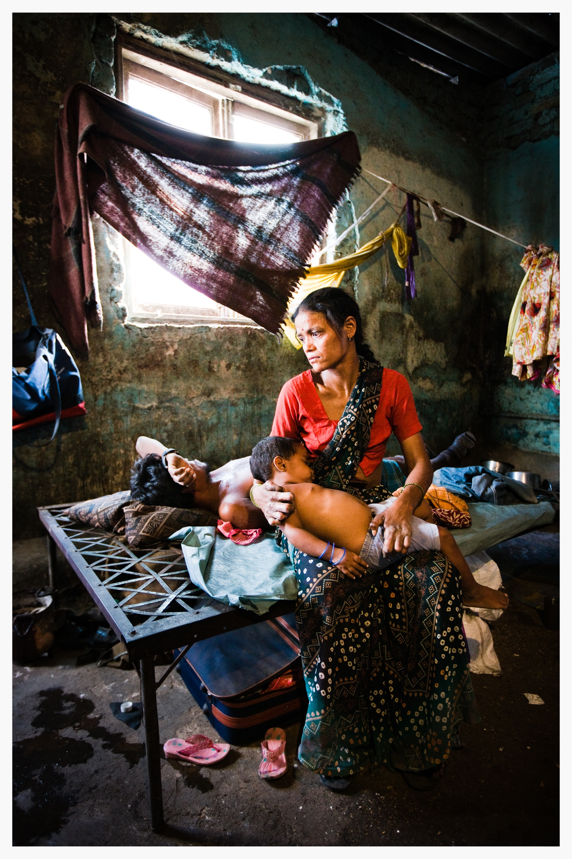 Desolation, Indian Dalits,Being Untouchable. Photo: © Marcus Perkins