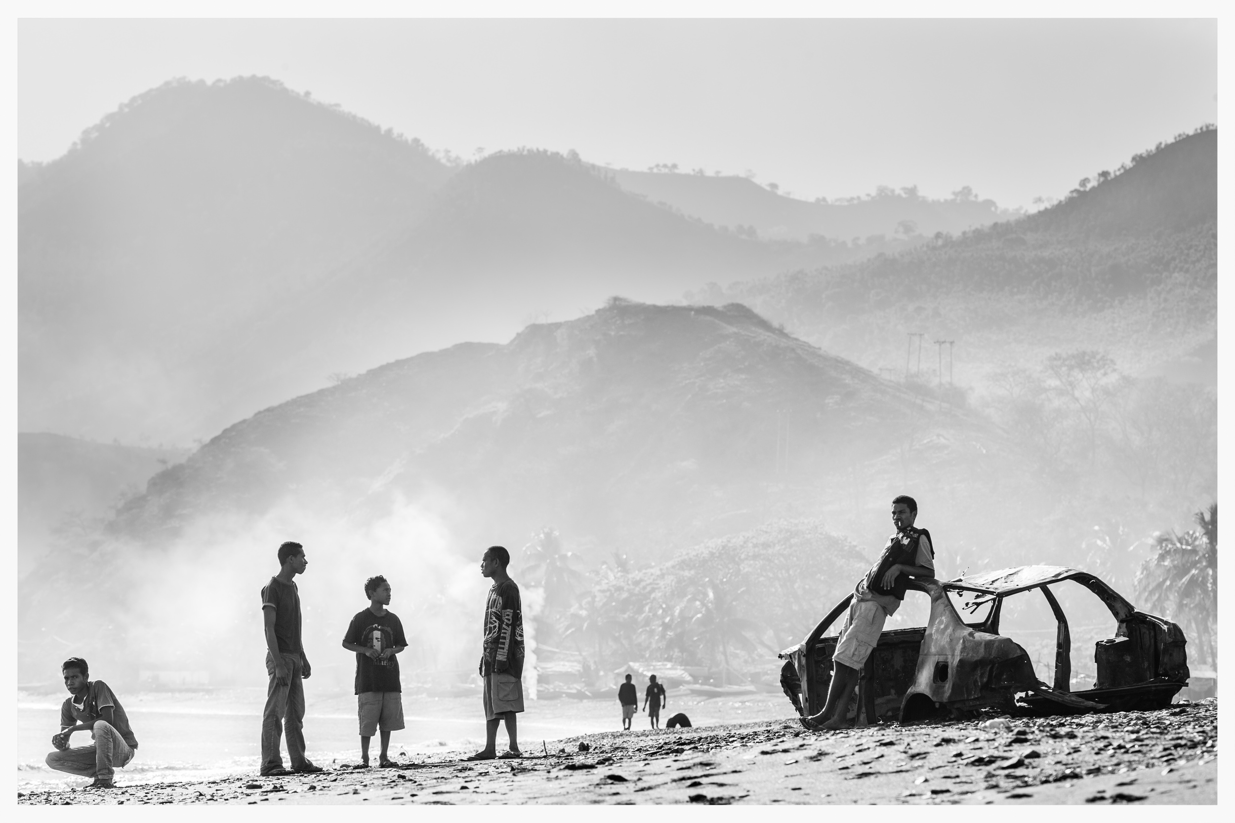 East Timor's soaring unemployment raises concerns that violence could return.Photo: © Marcus Perkins