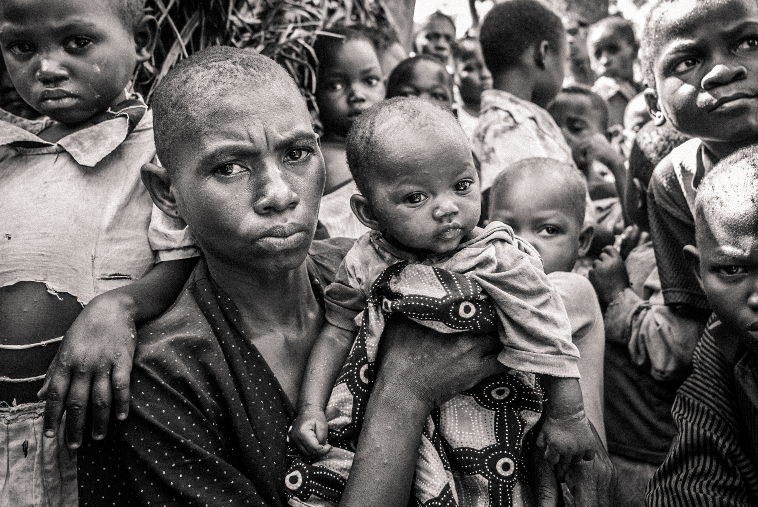 Cursed wealth - Another innocent community caught in the crossfire as factions skirmish to gain control over Congo's vast mineral wealth.