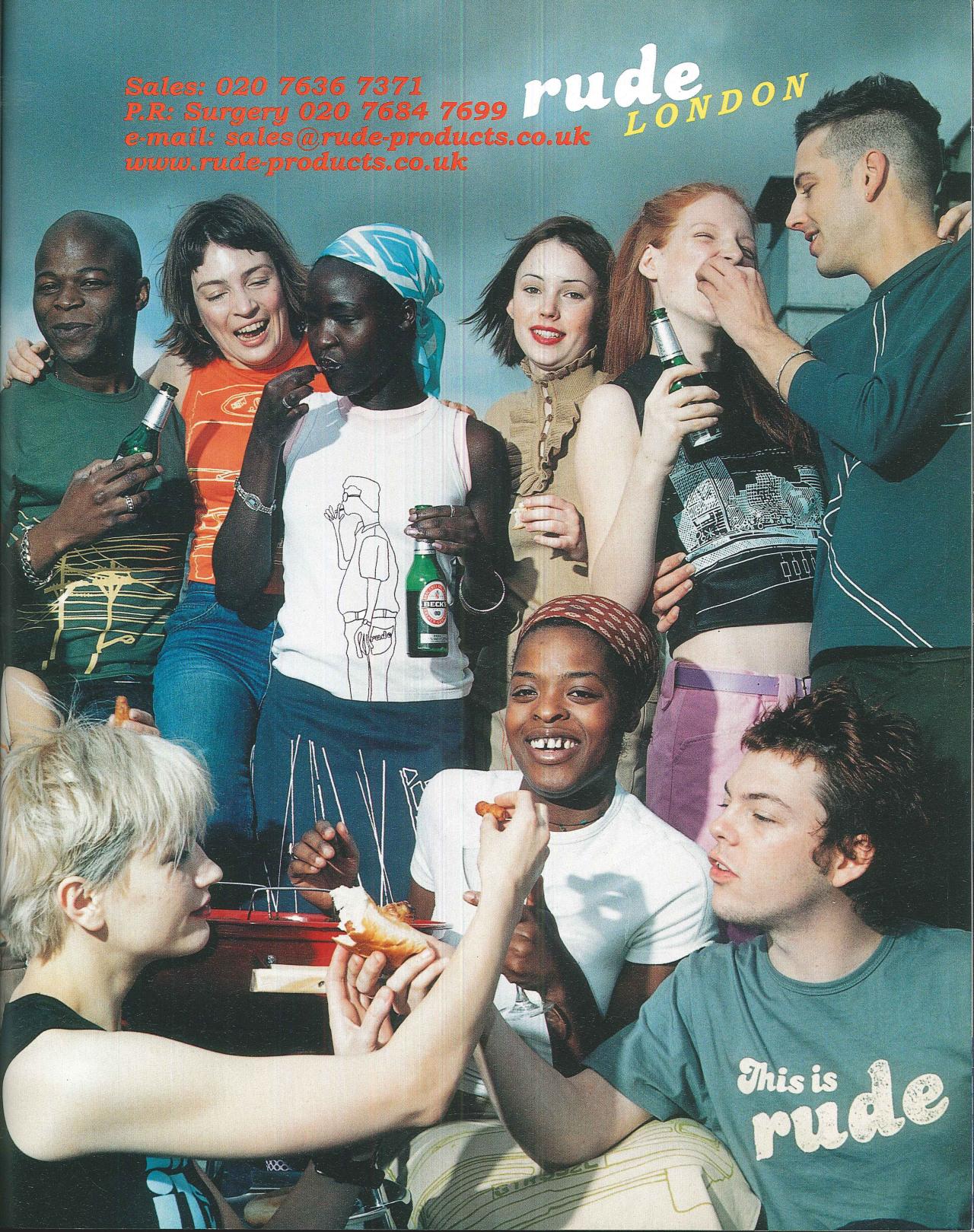 Sleazenation, September 2000, Issue 8
