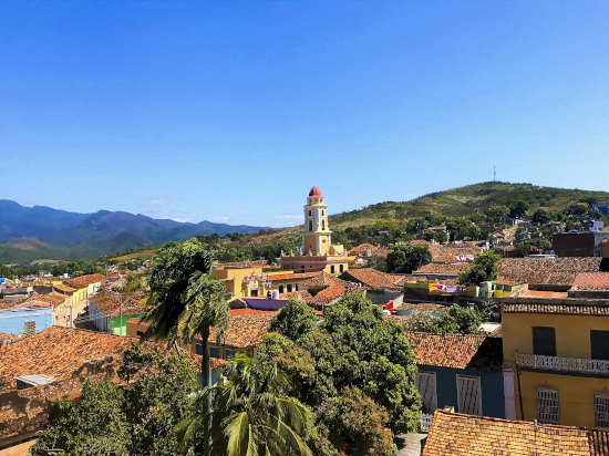 Trinidad is 1 of 9 UNESCO World Heritage Sites in Cuba.