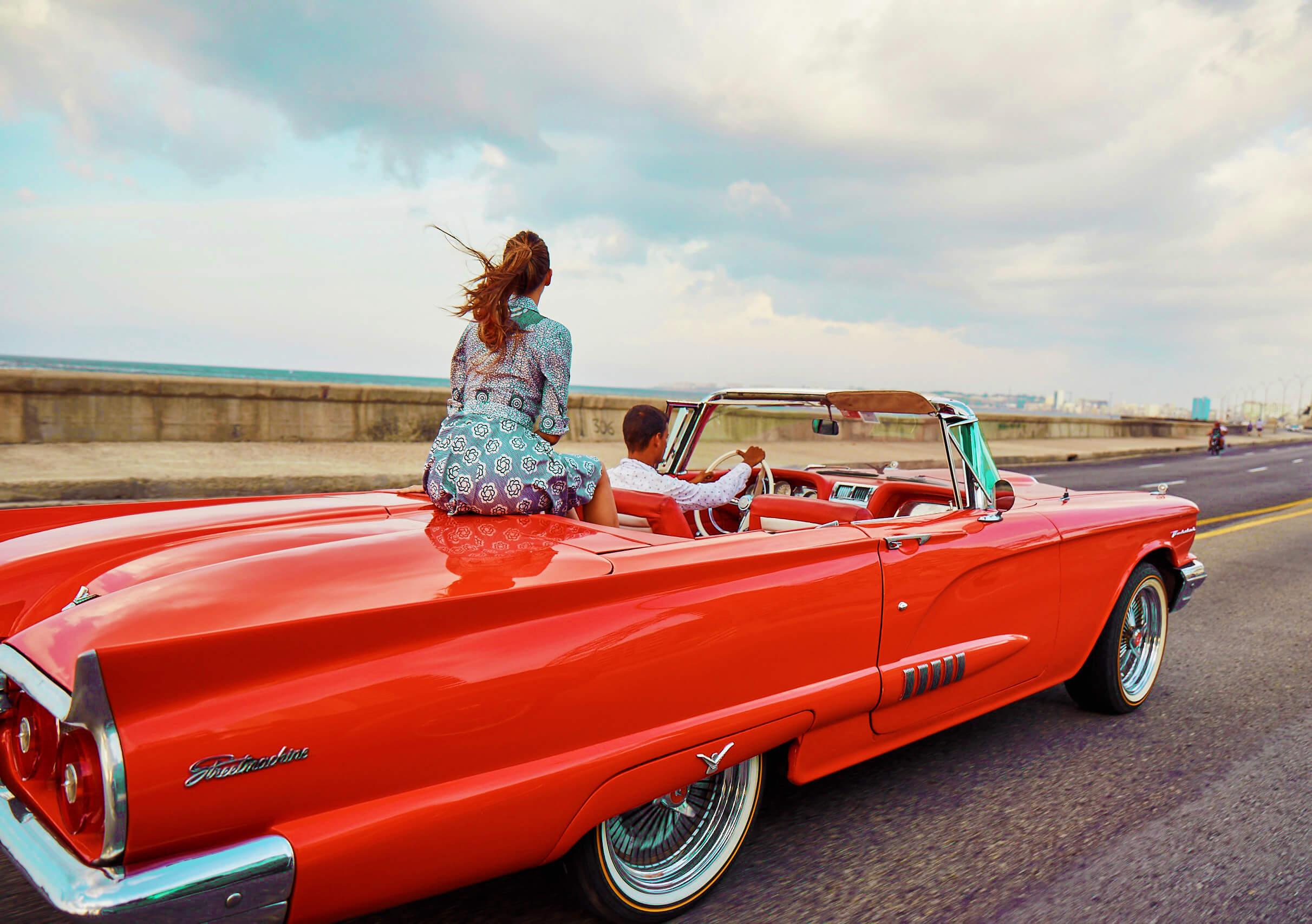 Premium Vintage Car Experience