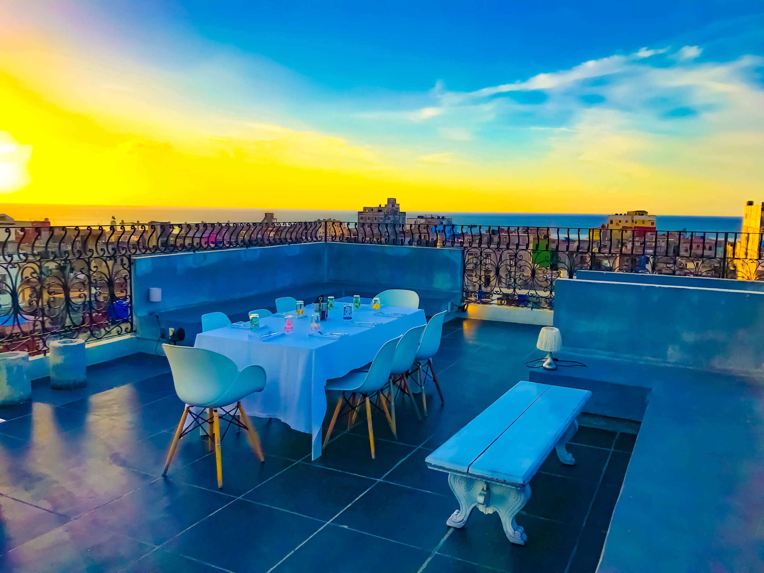 Panoramic Private Dining