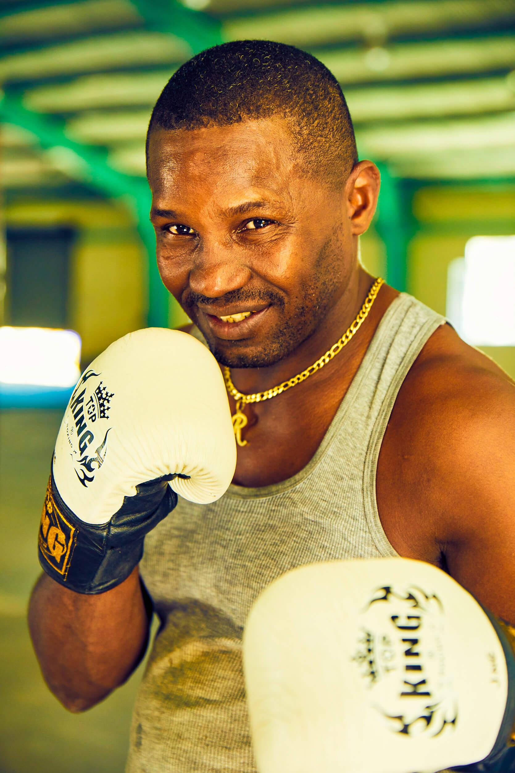 Boxing Lesson