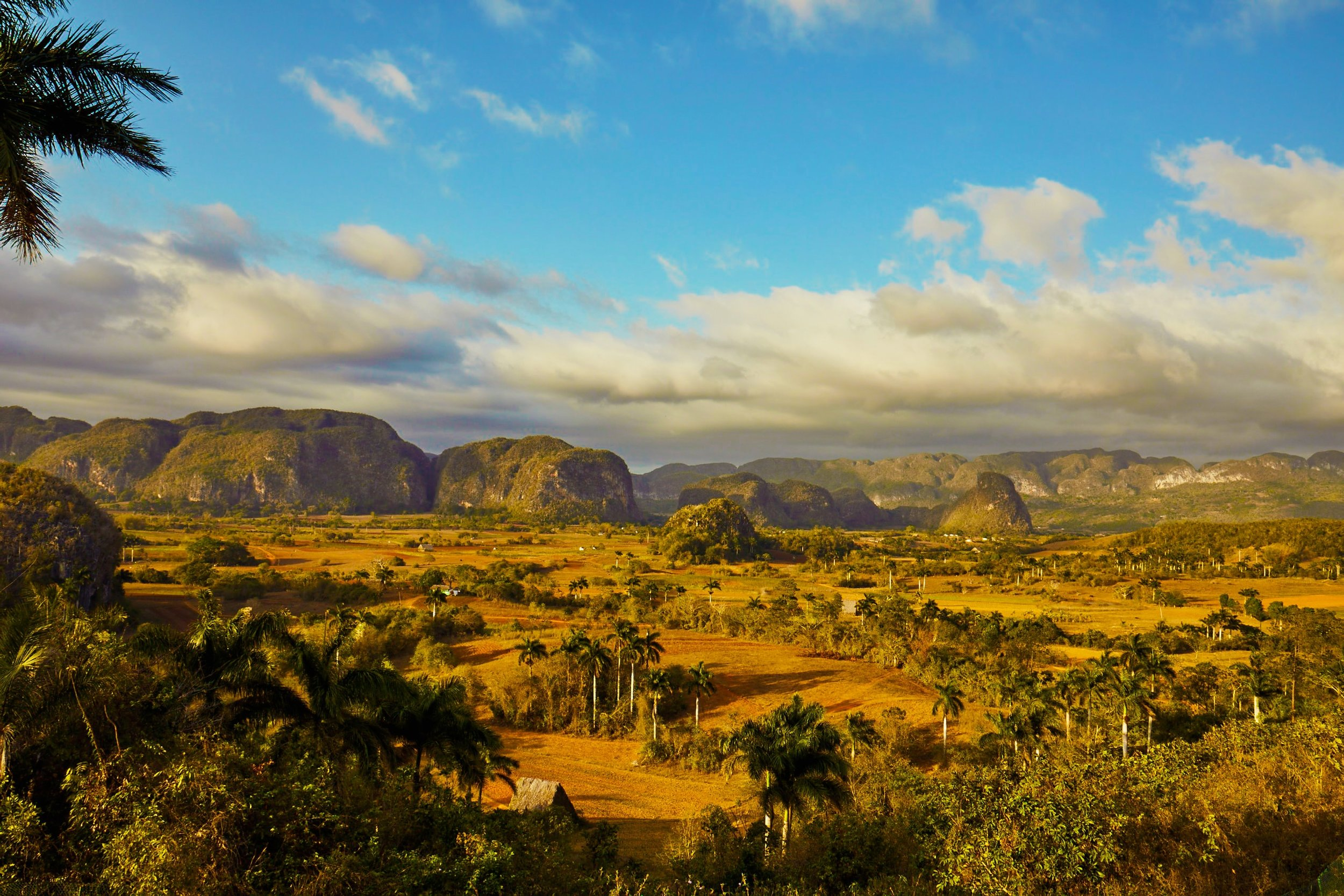 The historic Viñales Valley, Cuba