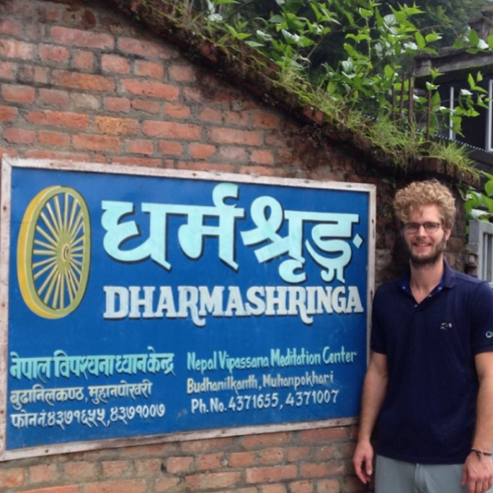 Meditation Center, Nepal | 2014