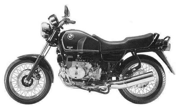 CRSS #56: BMW R100 R  CRSS PROJECT - UNDER CONSTRUCTION