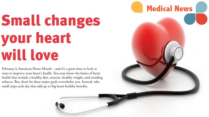 Wellness Newsletter, employee benefits, medical news, heart health and natural arthritis relief