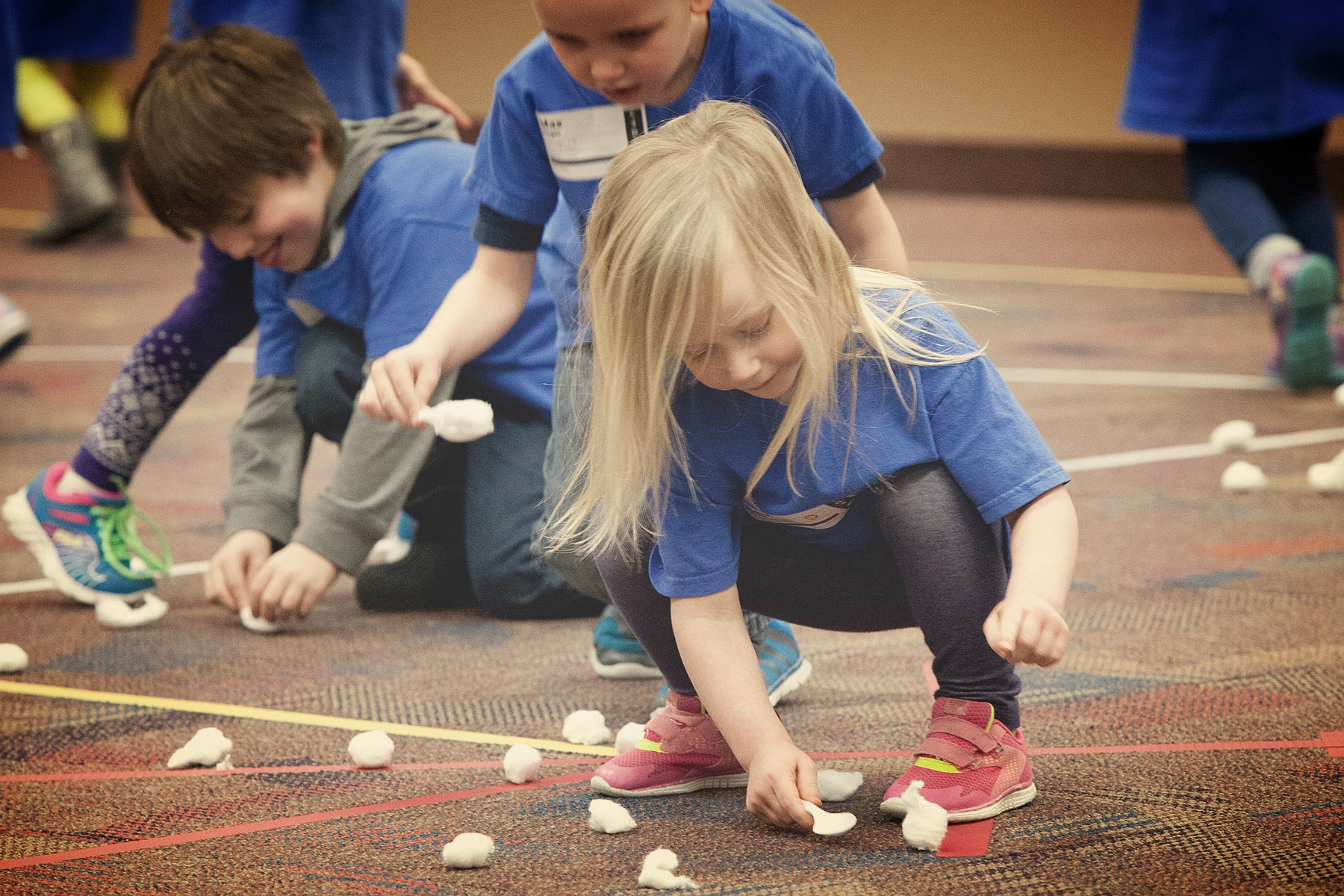 FUNWe bring kid fun to every service and classroom through worship, games, and a friendly environment. Our team is made up of amazing volunteers who feel called to share their time and love of Jesus with your kids. -