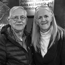 Wade and Barbara Atkins  Training  Global