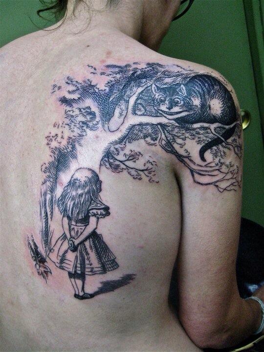 Alice and Cheshire  Cat.JPG