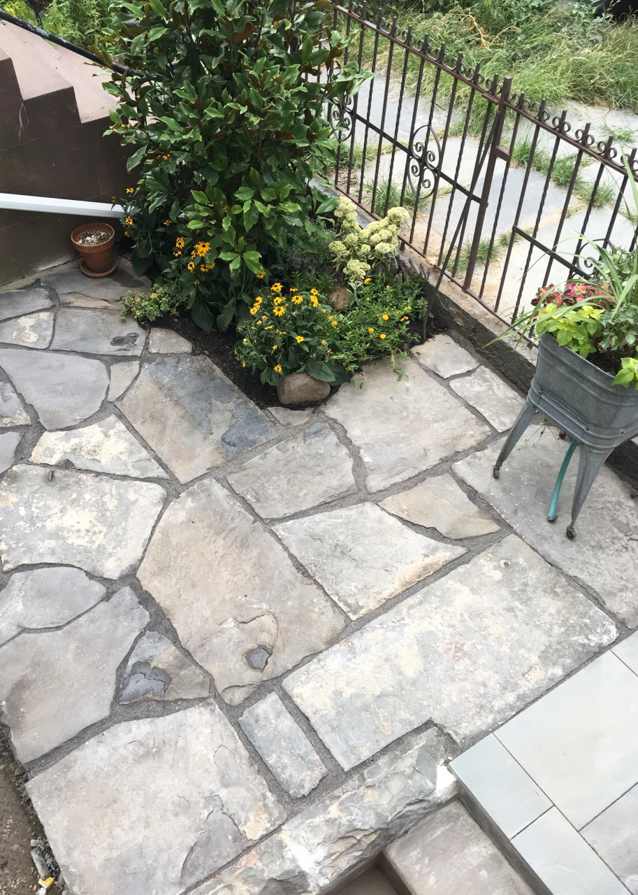 Natural bluestone
