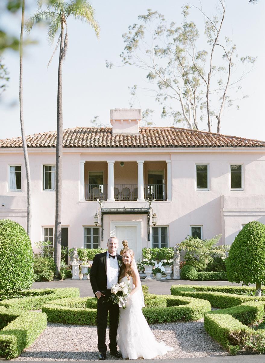 Shannon & Matt  Private Estate, Montecito