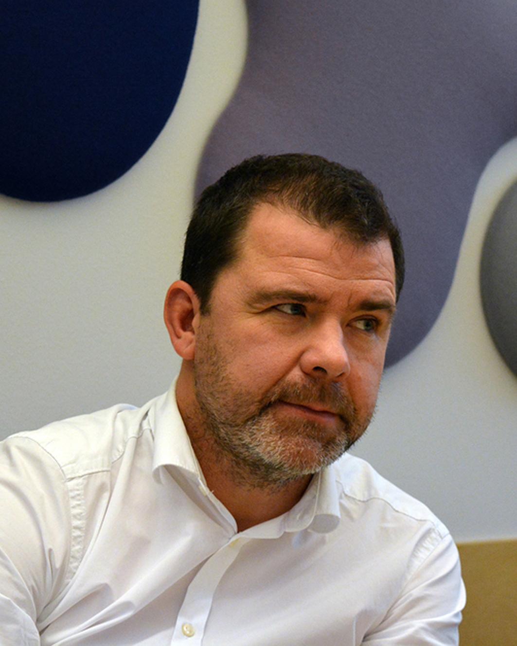Johan Evenäs, PhD