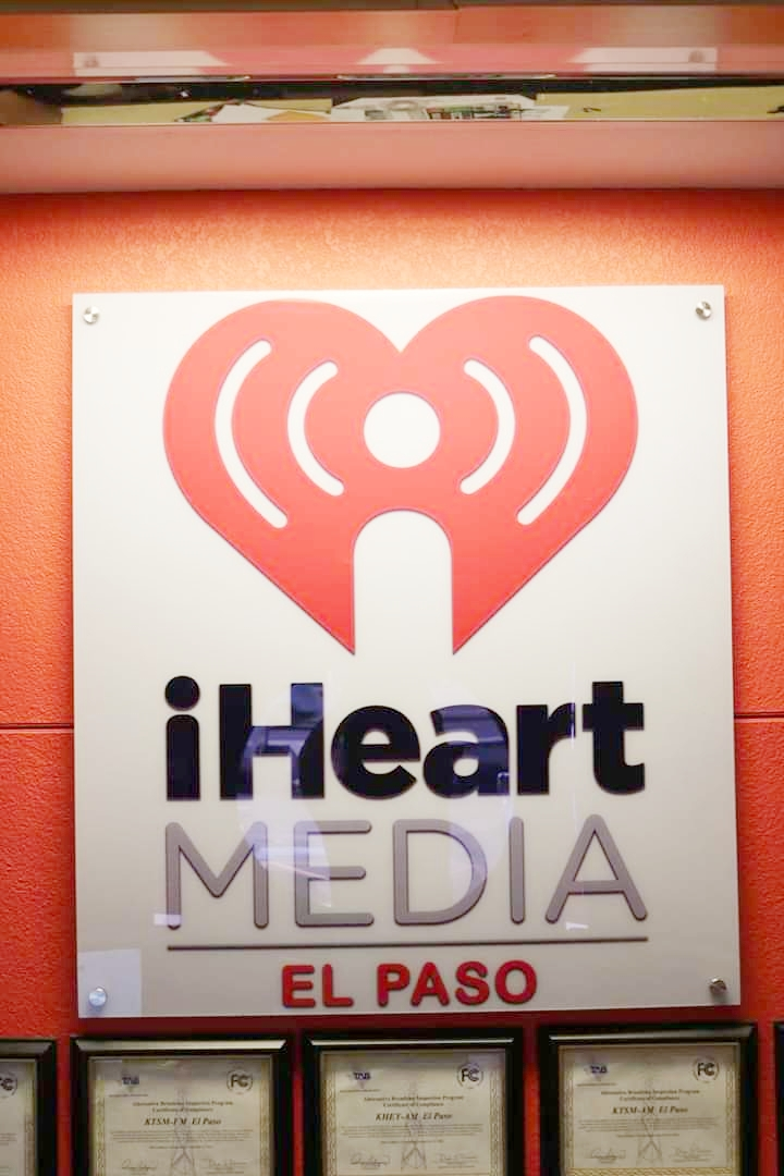 "A big thanks to iHeart Media! These guys allowed me to come down twice to get the word out about the Pantry's perils. I owe a Great THANKS to ""iHeart"" Host Andrew Polks for allowing me the platform for our one-on-one interview."