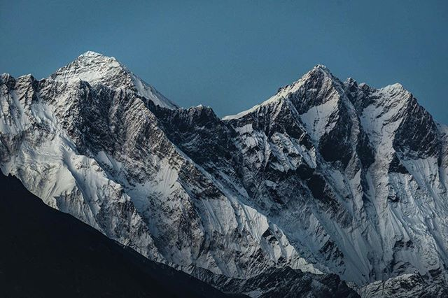 WHAT A VIEW ! // Probably the best scenery in Nepal - Mt. Everest from Namche Bazar