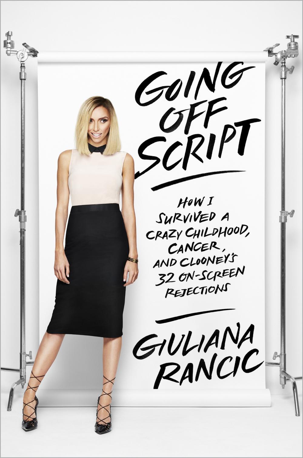 Going off Script   Giuliani Rancic