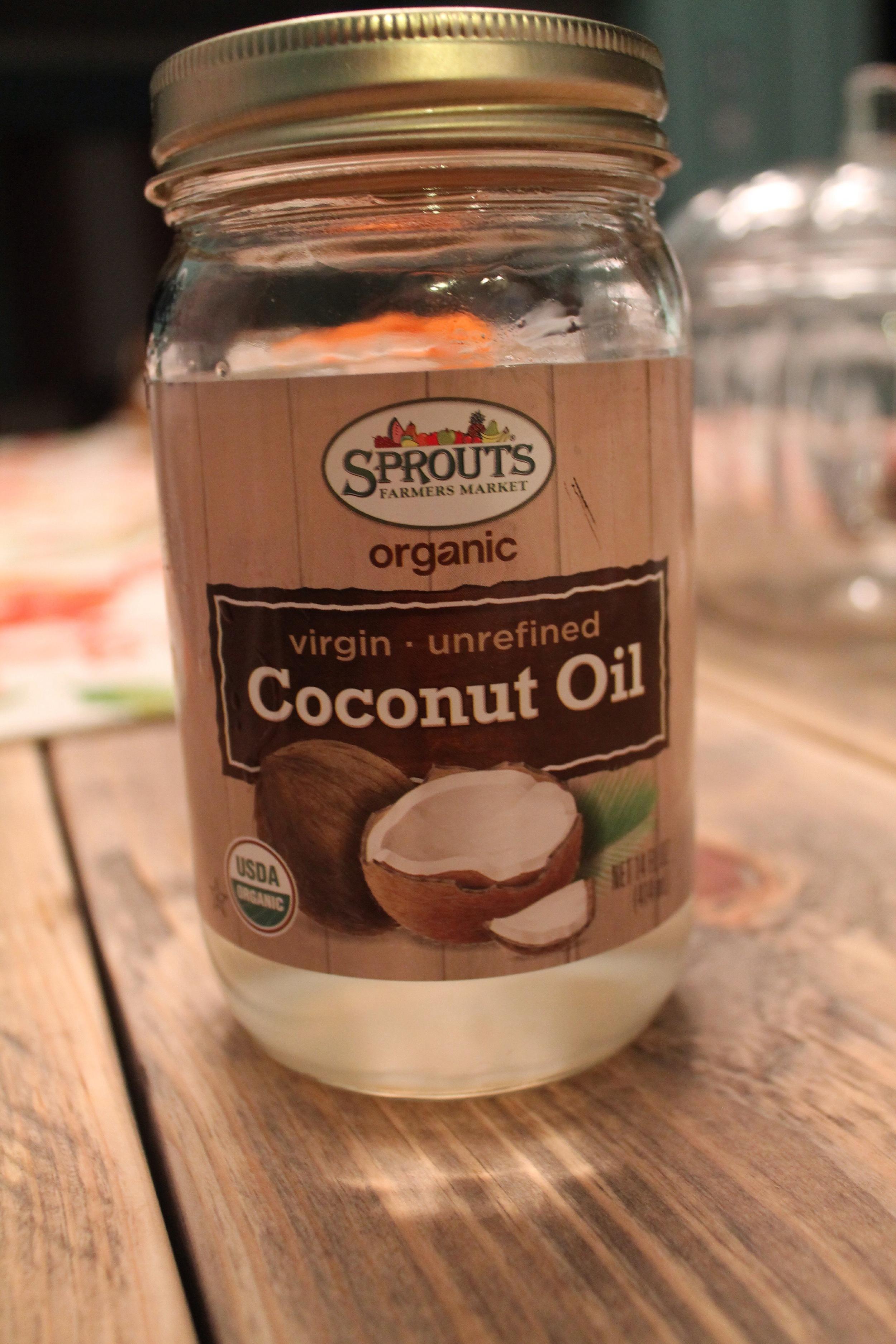 Sprouts   Coconut Oil