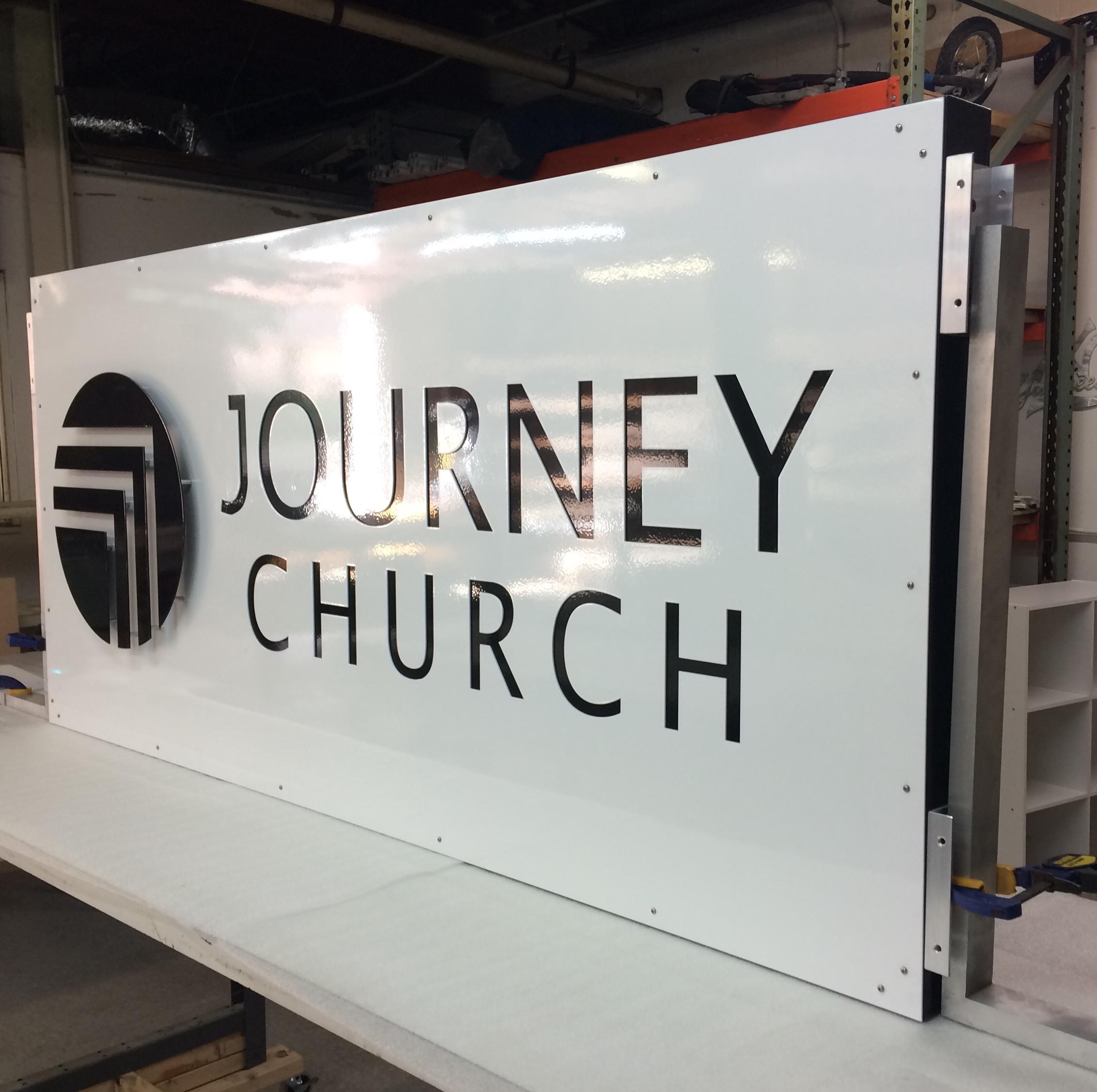 Custom Metal Sign-Journey Church-Back-Right.JPG