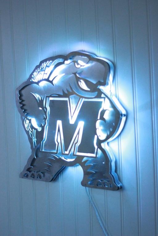 3d+Custom+Logo+-+Lighted