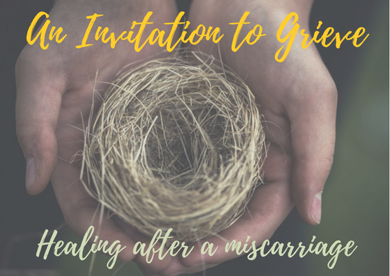 An Invitation to Grieve