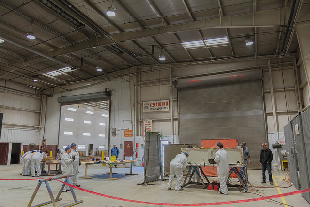 Coblaco's Paint Shop - one of the largest in the state!