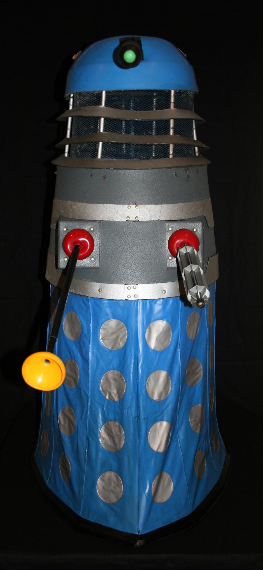 Scorpion Automotives Ltd. Dalek Playsuit